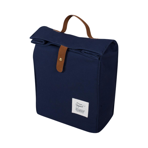 vooguish-Jean Lunch Bag