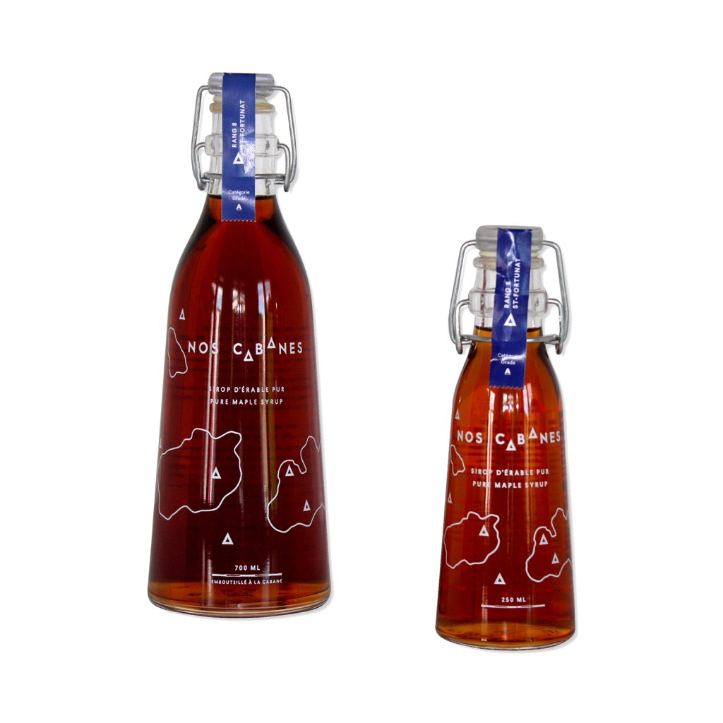 Maple Syrup Rang 8 St-Fortunat Nos Cabanes
