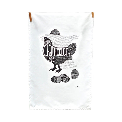 Cotton Dish Linen – The Chantecler Chicken