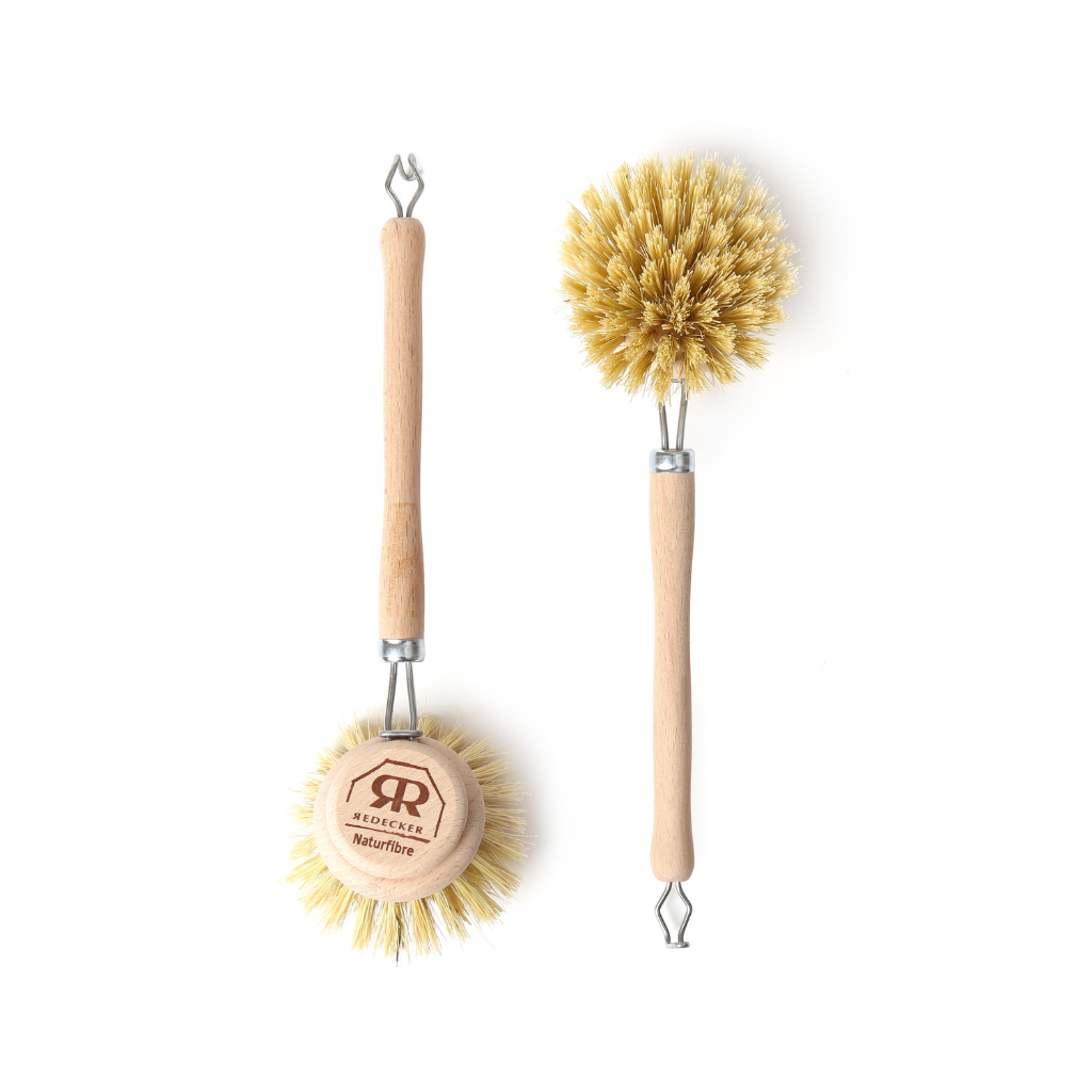 Wooden Dish Brush - the unscented company