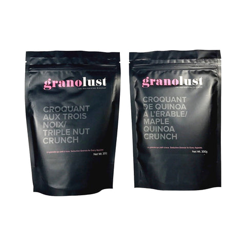 granolust 300gr bag