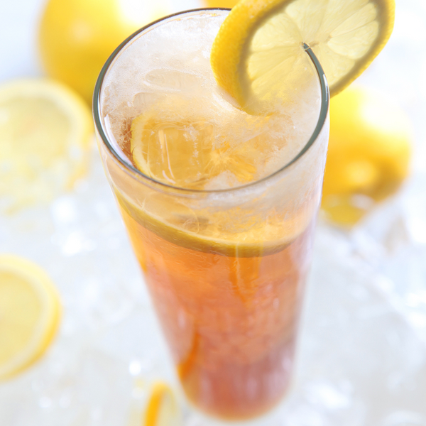 GingerTEA-herbal iced tea-healtea