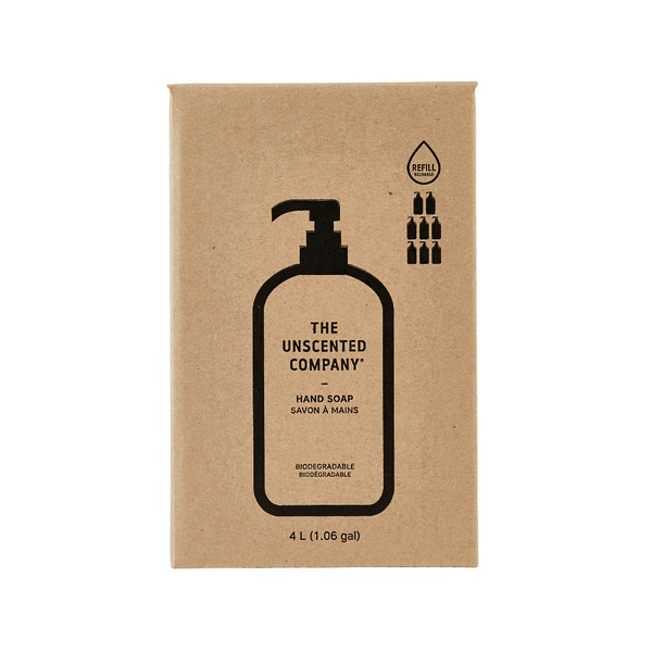 Liquid Hand Soap Refill the unscented company