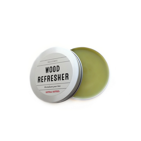 natural eco-friendly wood refresher