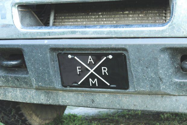 FARM Car Tag
