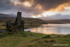 Adventures in the Highlands: Spotlight on Ardvreck Castle