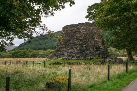 what-is-broch-scotland-dun-telve