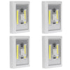 Light Up LED Light Switch( 4 Pack)