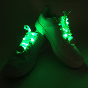 GlowCity Pair of LED Shoelaces