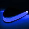 Blue LED Headband using fiber optic lights - very bright by glow city