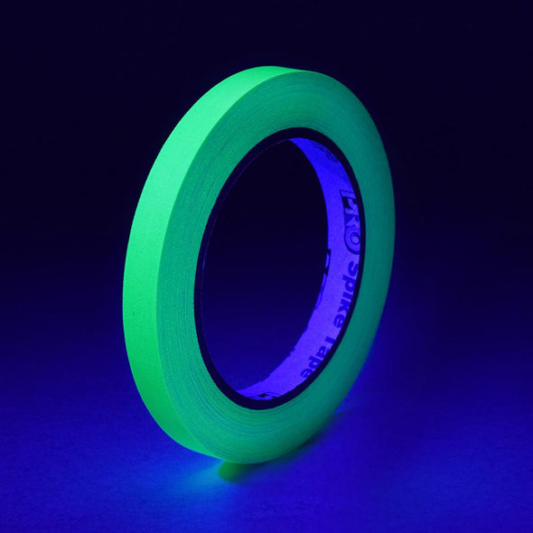 Neon UV Light Reactive Tape