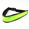 Light up headband green