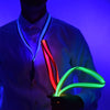 GlowCity Led light up Lanyards