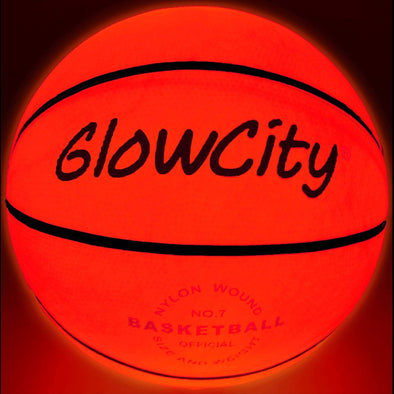 Light Up LED Basketballs