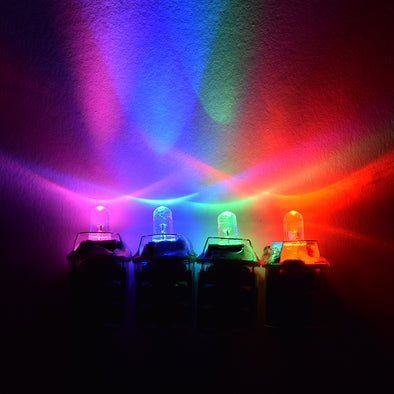 GlowCity Impact Activated Portable LED Lights
