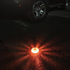 light up the road around your vehicle to help be seen when pulled over. Bright orange pod light illuminates 360 degrees