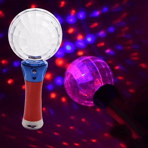 GlowCity Multiple LED Light Projection Wand