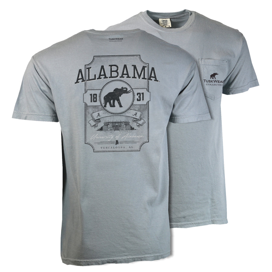 Tradition II Short Sleeve Tee - Comfort Colors