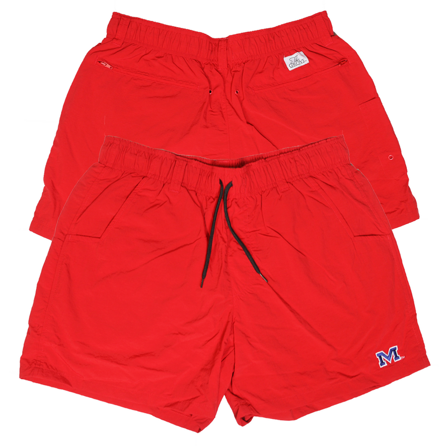 Ole Miss Swim Trunks