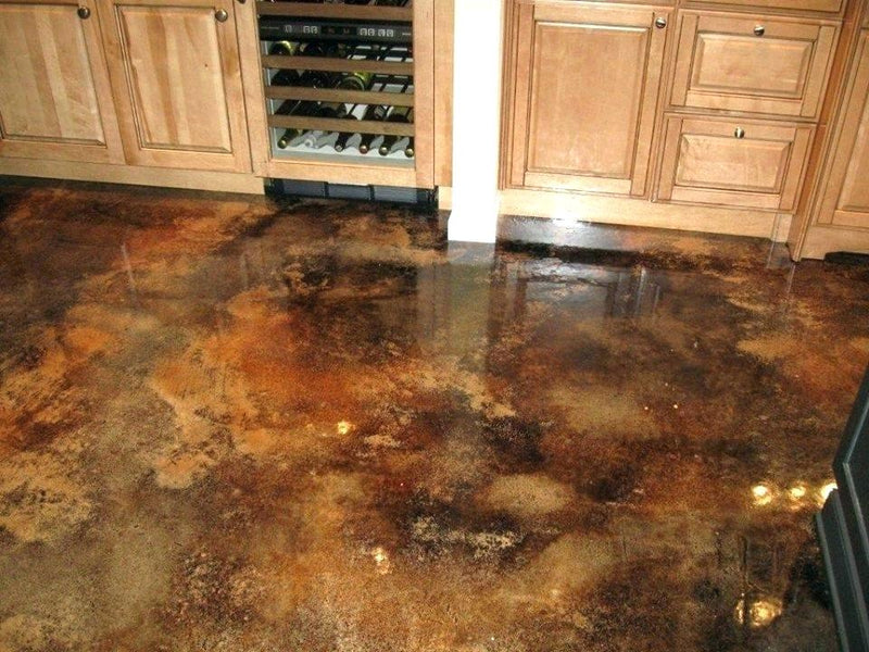 Concrete Stain - Easier Than You Think!
