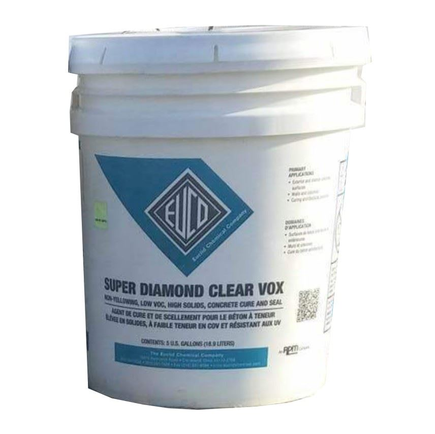 Super Diamond Clear VOX- Concrete Sealer