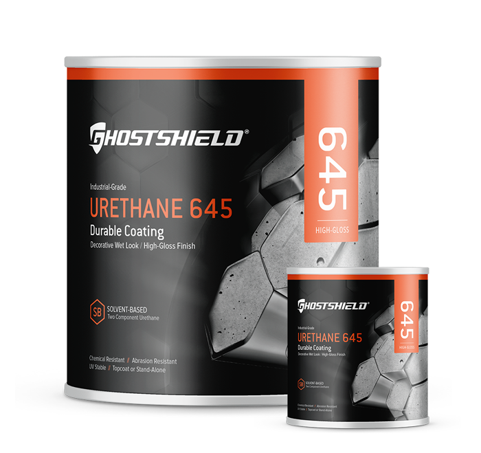 Ghostshield: Urethane 645