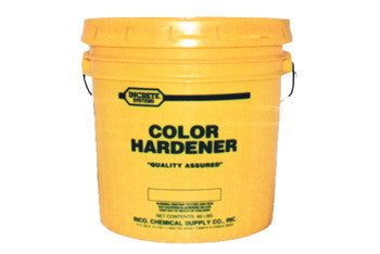 Concrete Color Hardener