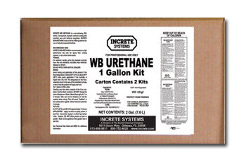 Urethane - Water Based