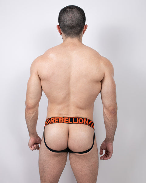REBELLION FITTED JOCKS - FORWARD