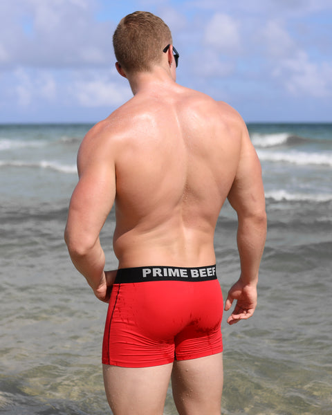 THREE (3) PACK CLASSIC TRUNKS - SIZZLING