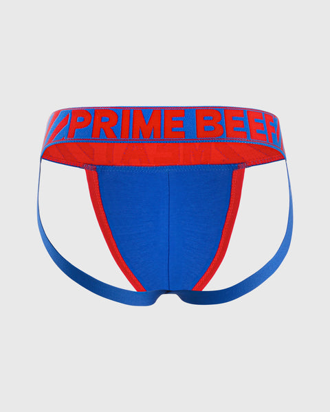 TWO (2) PACK REBELLIOUS FITTED JOCKS - RETRO