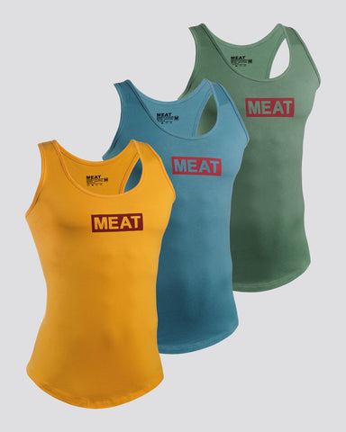 THREE (3) PACK CLASSIC TRAINING STRINGER - VELOCITY