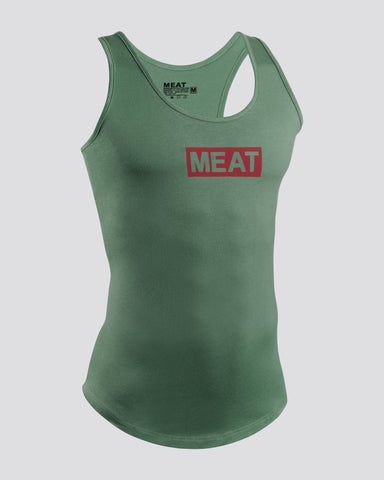CLASSIC TRAINING STRINGER - FROSTY GREEN