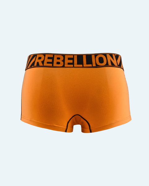 TWO (2) PACK REBELLION TRUNKS - TEAM REBELLION