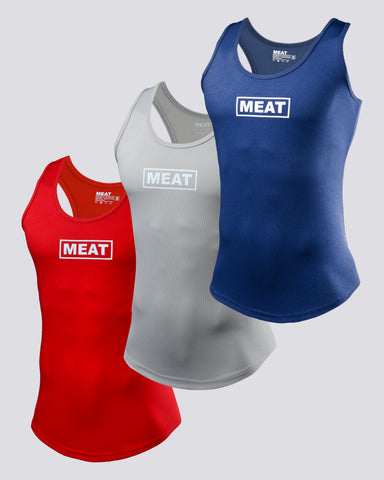 THREE (3) PACK COMPRESS TRAINING STRINGER - FORCE