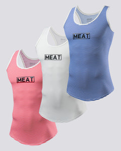 THREE (3) PACK COMPRESS TRAINING STRINGER - BREEZY