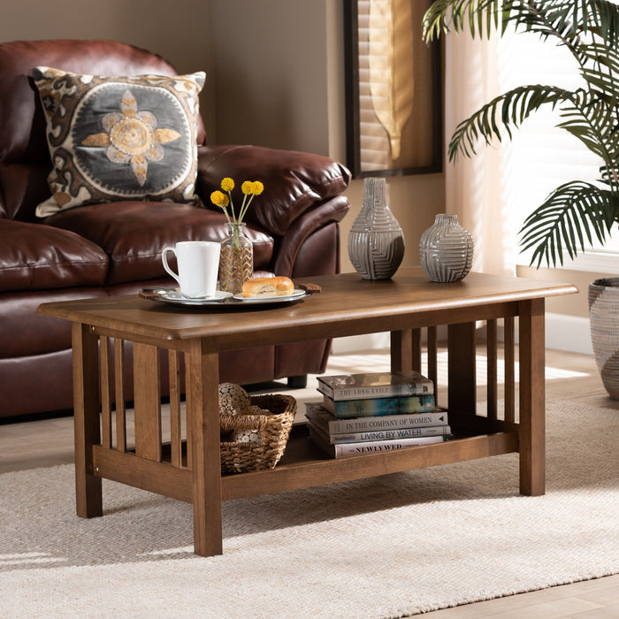 Rylie Wood Coffee Table