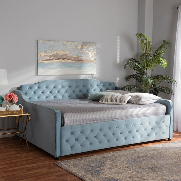 Freda Transitional Tufted Daybed