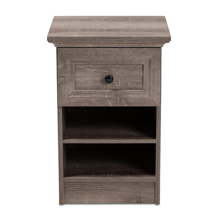 Dara 1-Drawer Nightstand