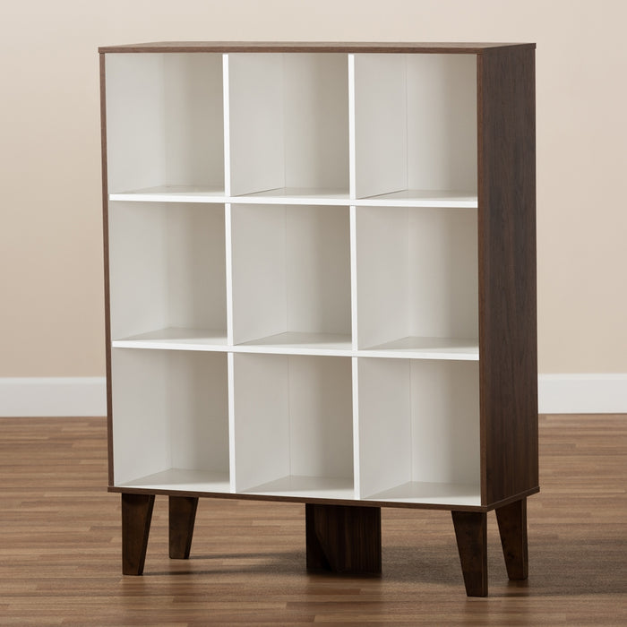 Senja Bookshelve 9-Shelf