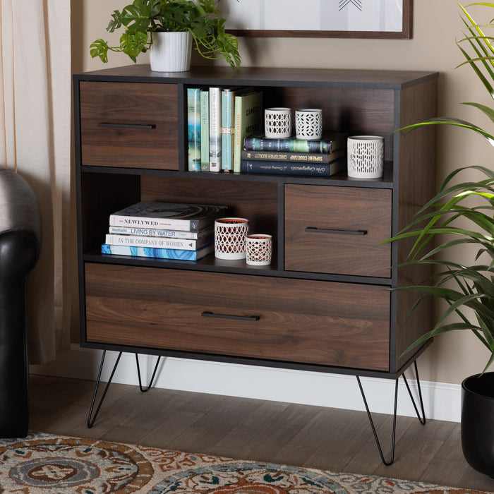 Charis Bookshelve & Display