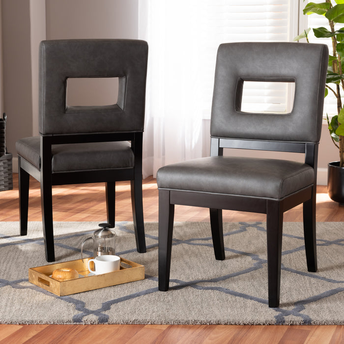 Faustino Two (2) Dining Chairs