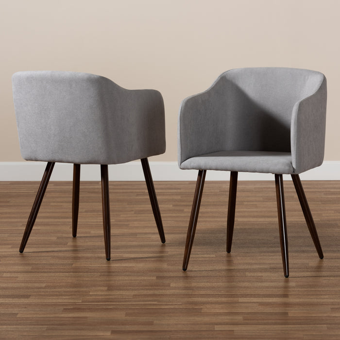 Eris Two (2) Dining Chairs