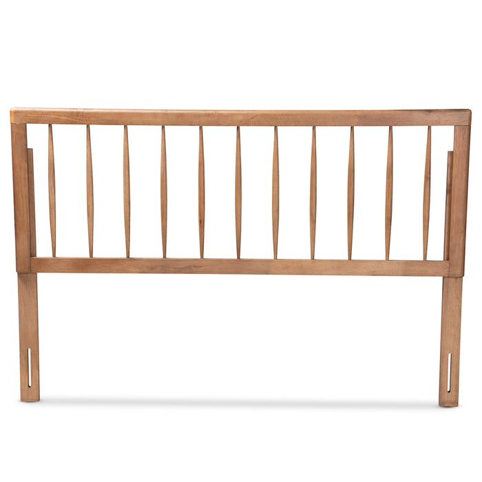 Valin Modern Wood Headboard