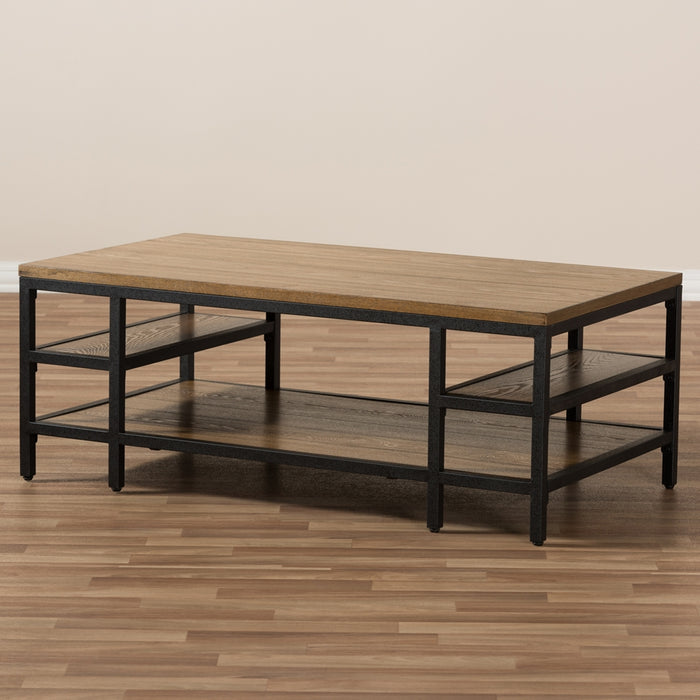Caribou Coffee Table Wood