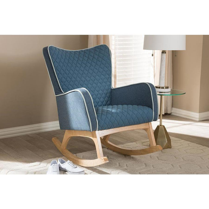 Zoelle Mid-Century   Rocking Chair