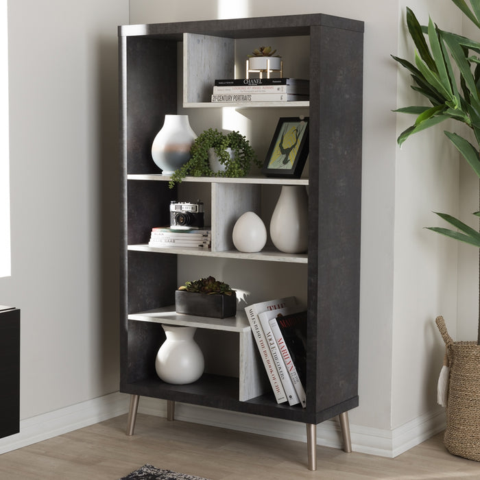 Atlantic Contemporary Wood Bookshelves & Display