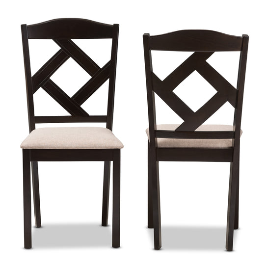 Ruth Two (2) Dining Chairs