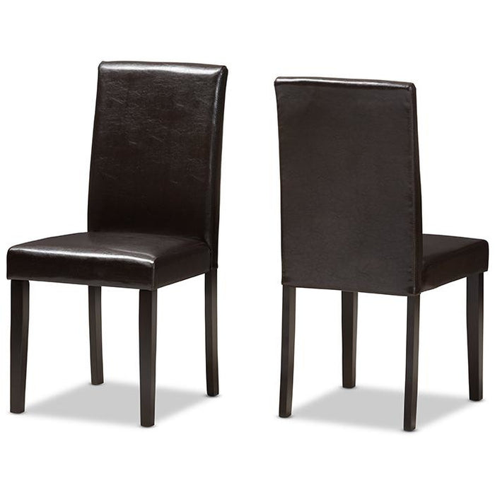 Mia Two (2) Dining Chairs