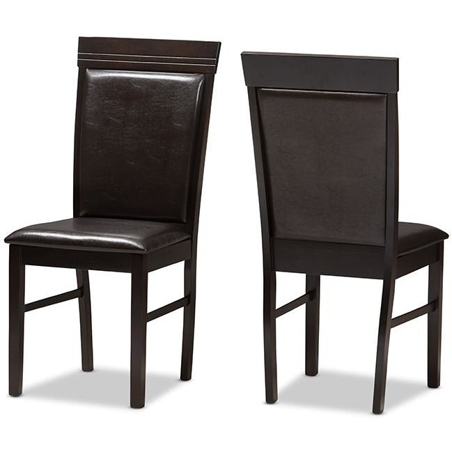 Thea Two (2) Dining Chairs